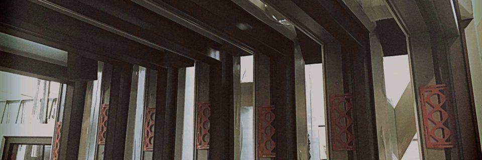 Glasprodukte für Alt- und Neubauten