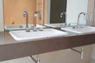 Bad- und Küchengläser