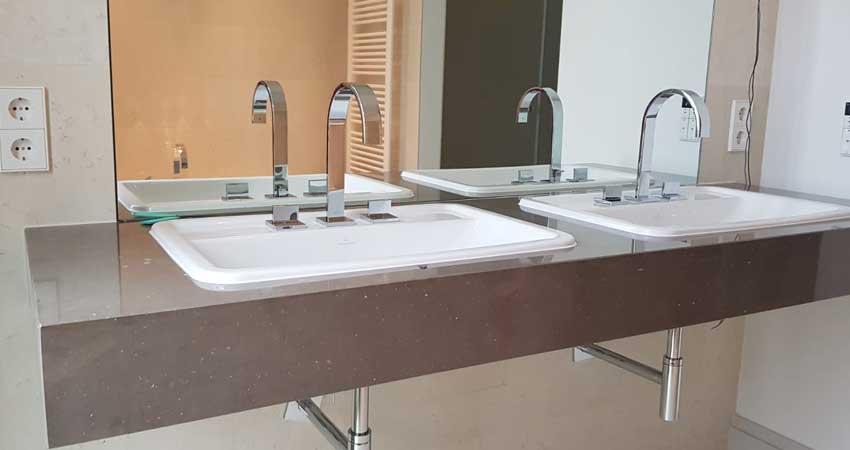 Bad- und Küchengläser - Glasbau Stormarn